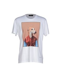 Trussardi Topwear T Shirts Men