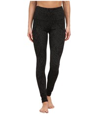 Lysse Ponte Legging W Center Seam 1519 Pixel Python Women's Clothing Black