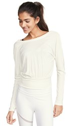 Heroine Sport Swap Top White