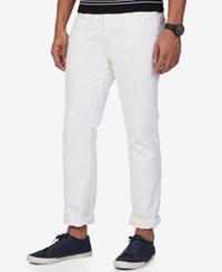 Nautica Tapered Leg Jeans Natural