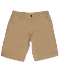 Rusty Solid Bel Air Shorts Fennel