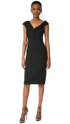 Jason Wu Asymmetrical Dress Black