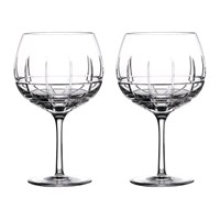 Waterford Cluin Balloon Glasses Set Of 2