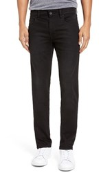 Rvca Men's 'Hexed' Straight Leg Jeans