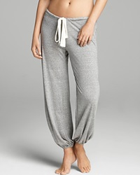 Eberjey Heather Lounge Pants Grey Heather
