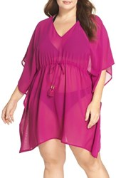Tommy Bahama Plus Size Women's Cover Up Tunic