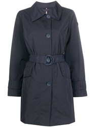 Peuterey Single Breasted Belted Coat 60