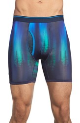 Men's The Rail 'Aurora Borealis' Boxer Briefs 3 For 25