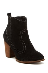 Restricted Nitro Bootie Black