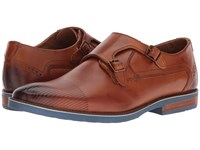 Giorgio Brutini Keel Tan Lace Up Wing Tip Shoes