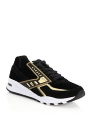 Brooks Imperial Regent Sneakers Black Gold