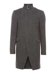 Label Lab Wool Coat Grey