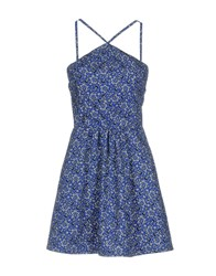 Cycle Short Dresses Bright Blue