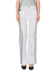 G Star G Star Raw Trousers Casual Trousers Women White