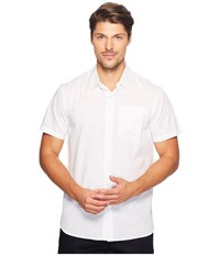 Tavik Porter Short Sleeve White T Men's Short Sleeve Knit