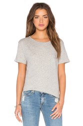 Rag And Bone X Boyfriend Tee Gray