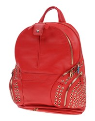 Piquadro Backpacks And Fanny Packs Red