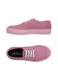 L'f Shoes Sneakers Pink