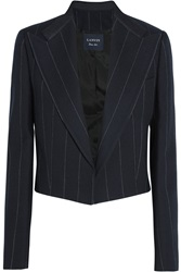 Lanvin Pinstriped Wool Blazer
