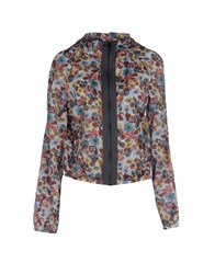 Cappellini By Peserico Jackets Grey