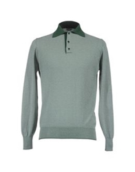 Alain Polo Sweaters Green