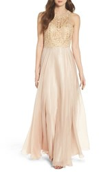 Sean Collection Women's Collecion Embellished Gown