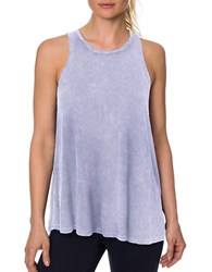 Betsey Johnson Textured Ruffled Tank Top Perfect Pe