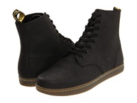 Dr. Martens Tobias Black Greasy Lamper Men's Lace Up Boots Gray