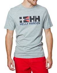 Helly Hansen Jotun Graphic Tee Grey