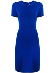 Michael Kors Collection Fitted Midi Dress 60