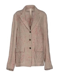 Forme D'expression Blazers Beige