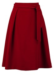 Kiomi Aline Skirt Red