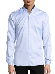 The Kooples Solid Long Sleeve Shirt