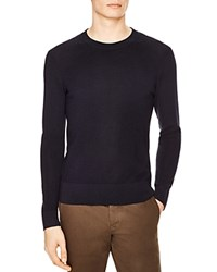 Sandro Flash Sweater Navy Blue