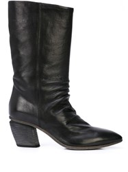 Officine Creative Mid Calf Boots Black