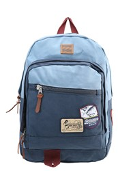 Billabong York Rucksack Powder Blue Dark Blue