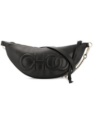 Jimmy Choo Faye Belt Bag Black