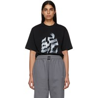 Vetements Black Snake Chinese Zodiac T Shirt