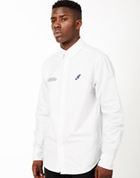 Billionaire Boys Club Mantra Oxford Shirt White