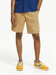 John Lewis And Co. Drawcord Ripstop Shorts Beige