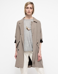 Objects Without Meaning Mantra Trench Warm Grey