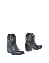 Sendra Ankle Boots Dark Blue