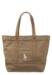 Polo Ralph Lauren Tote Bag Khaki
