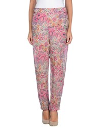 Mes Demoiselles Trousers Casual Trousers Women Light Purple