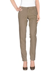 Re Hash Casual Pants Khaki
