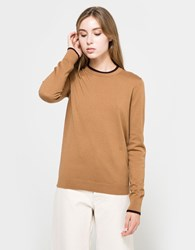 Wood Wood Renee Sweater Tannin