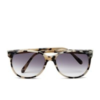 Prism Women's New York Sunglasses Cream Tortoiseshell