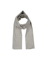 U Ni Ty Accessories Oblong Scarves Men Grey