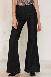 Nasty Gal Denim The Who What Flare Bell