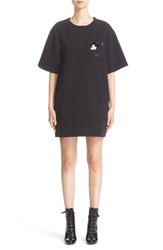 Marc Jacobs Women's 'Tabboo' Embroidered T Shirt Dress